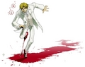 slaughtering a lot ♪ - baccano photo