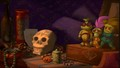 voodoo dolls- I got friends on the other side - the-princess-and-the-frog screencap