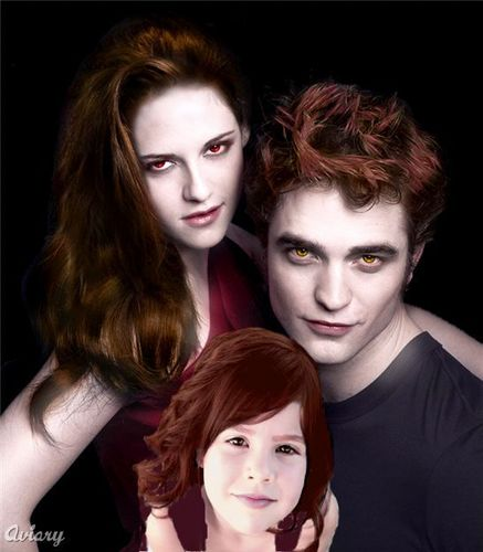 ~Bella, Edward, & Renesmee~