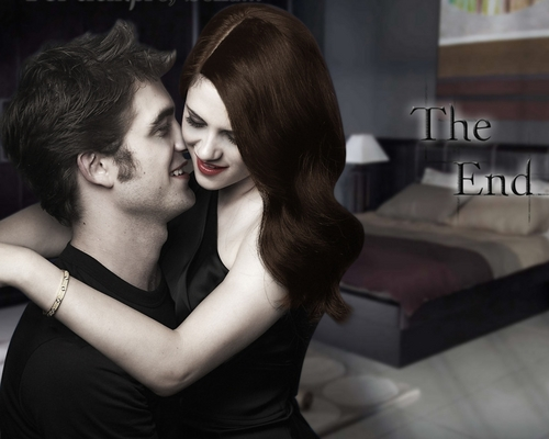 ~Edward & Bella~ - breaking-dawn Wallpaper