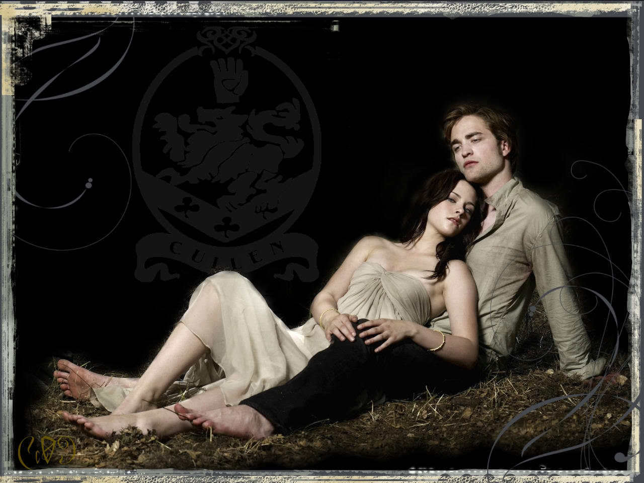 ~Edward & Bella~ - twilight-series wallpaper
