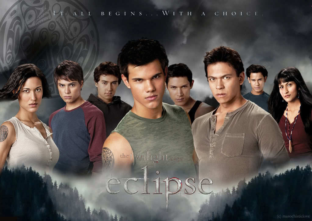 ~Wolf Pack-Eclipse~