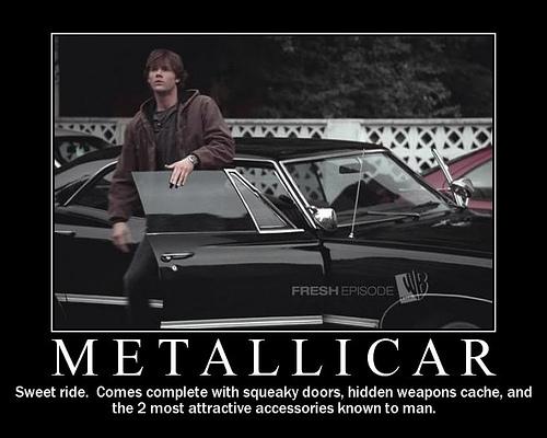 * metallicar *