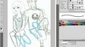 "the ""HOW TOO"" draw - total-drama-island fan art"