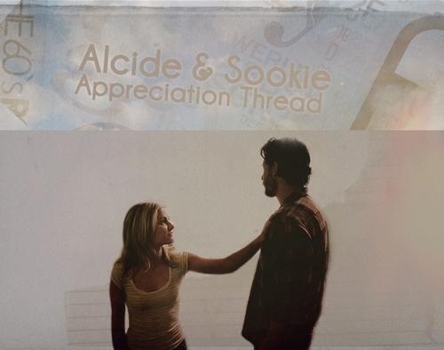 Alcide & Sookie