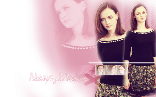 Alexis Bledel - Rory Gilmore