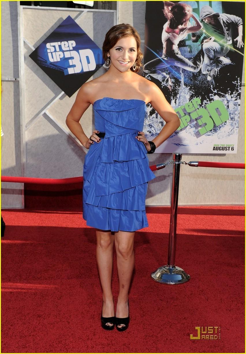 Alyson Stoner@Step Up 3D premiere - Alyson Stoner Photo ...