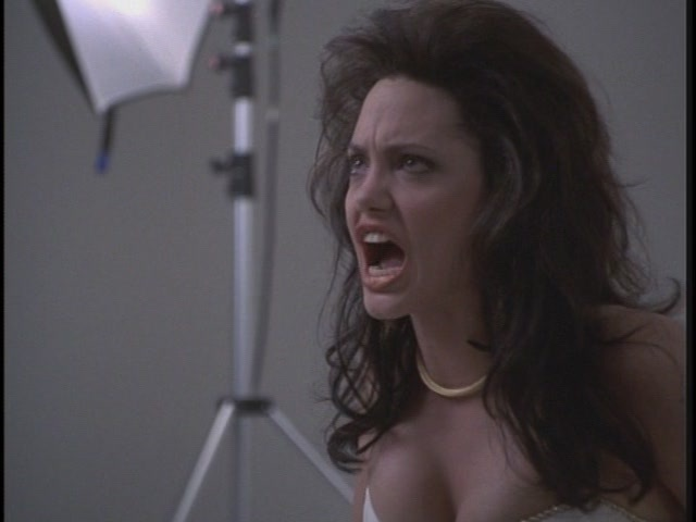 "Angelina Jolie images Angelina Jolie in ""Gia"" wallpaper ... Angelina Jolie Movies"