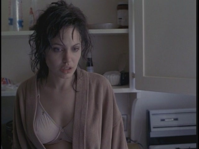 Angelina jolie nude in gia images 1