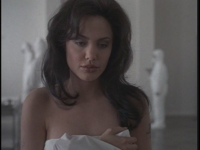 Angelina jolie nude in gia images 24