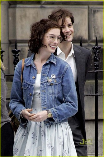 Anne Hathaway & Jim Sturgess: One Day... Just One Day...