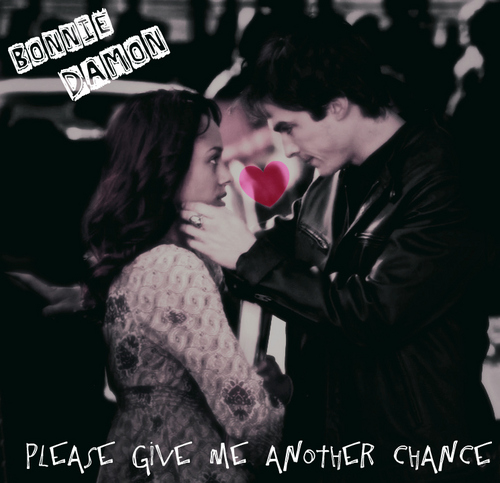 Another chance - damon-and-bonnie Fan Art