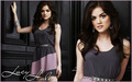 Aria Montgomery - Lucy Hale - pretty-little-liars-tv-show wallpaper
