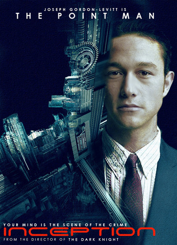 Arthur - Inception poster