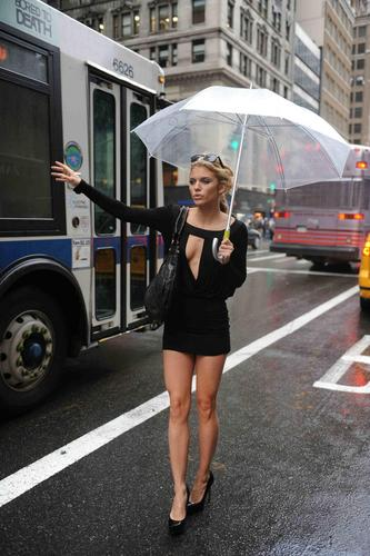 August 3rd: Hailing a Taxi In NYC
