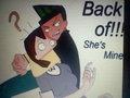 BACK SHE IS MINE !!!  - total-drama-island fan art