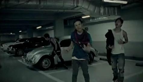 polyvore clippingg♥ দেওয়ালপত্র titled BIGBANG Lies MV Screen Shot