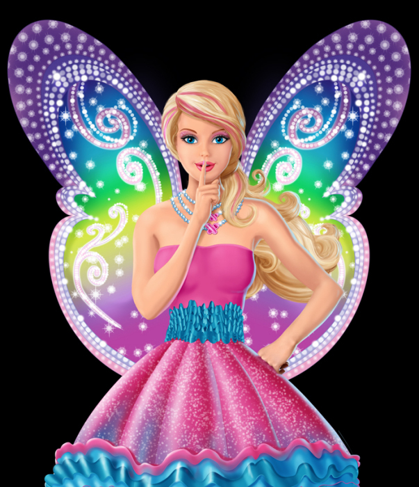 Barbie A Fairy Secret Cartoon Film