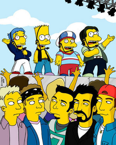 Bart's boy band