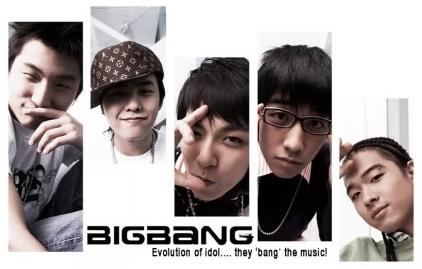 Big Bang Album Cover