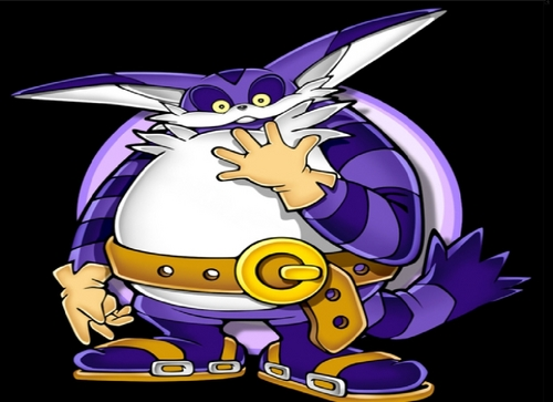 Big the cat