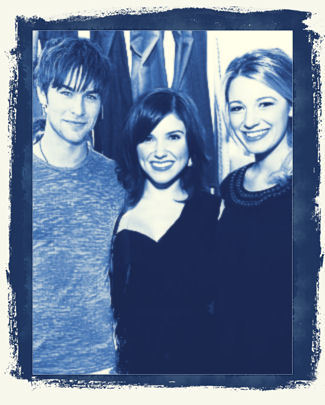 Brooke, Nate & Serena