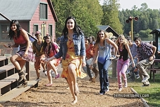 Camp Rock 2:The Final mứt - Stills