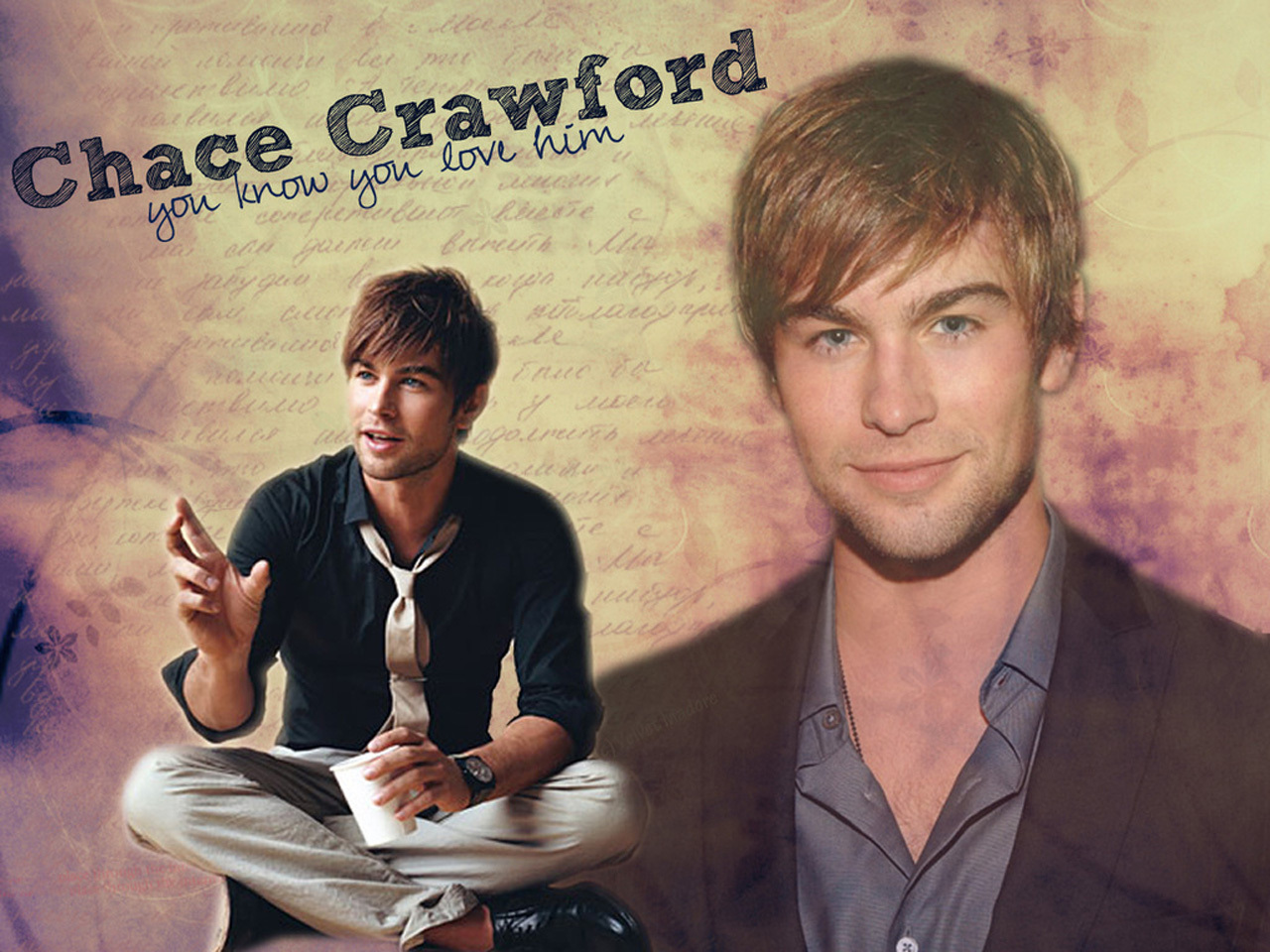 Chace Crawford - Photo Gallery