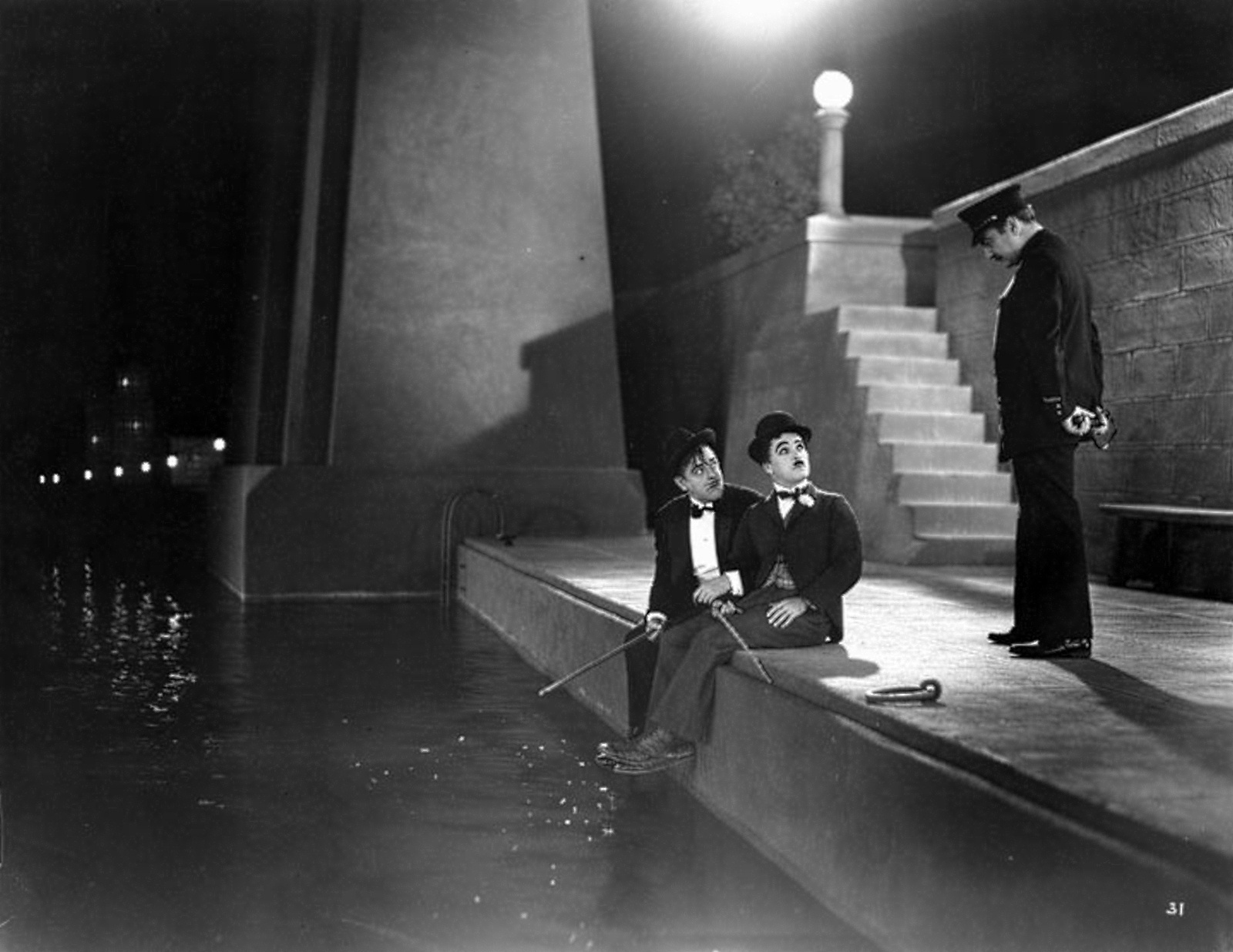 City Lights - Charlie Chaplin Photo (14440725) - Fanpop