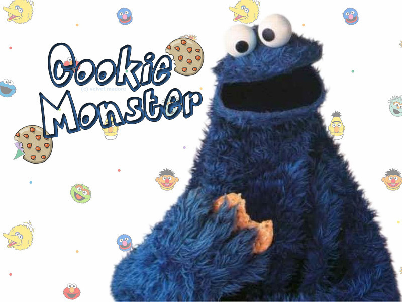 Cookie Monster - Cookie Monster Wallpaper (14442695) - Fanpop