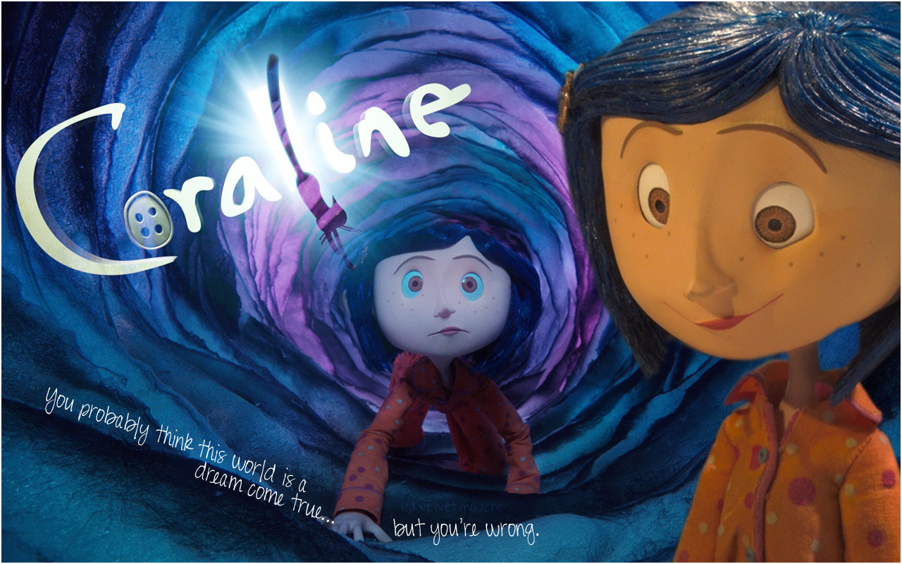 Coraline coloring pages coloring home - Coraline Images Coraline Hd Wallpaper And Background
