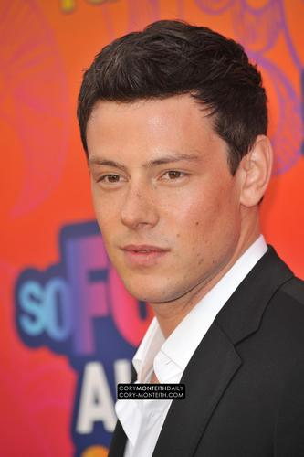 Cory Monteith wallpaper titled Cory @  FOX Summer TCA All-Star Party 2010