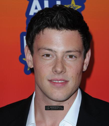 Cory @ fox Summer TCA All-Star Party 2010