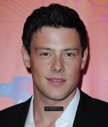 Cory @ лиса, фокс Summer TCA All-Star Party 2010