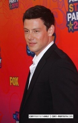 Cory @ vos, fox Summer TCA All-Star Party 2010