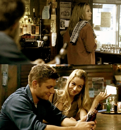 Jensen - Dean and Jo Fan Art (23727240) - Fanpop