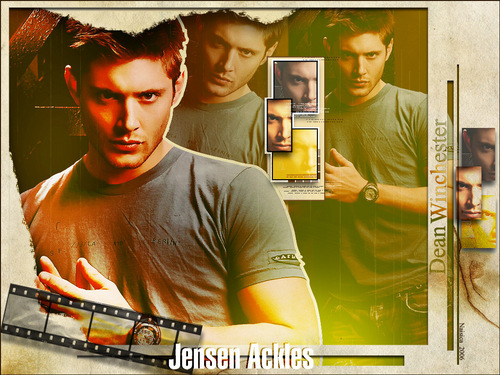 Supernatural wallpaper titled Dean