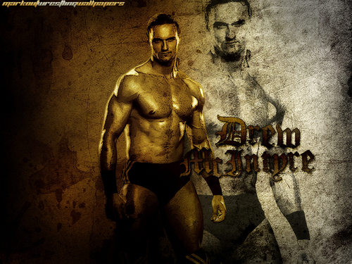 Drew Mcintyre Wallpaper - wwe Wallpaper