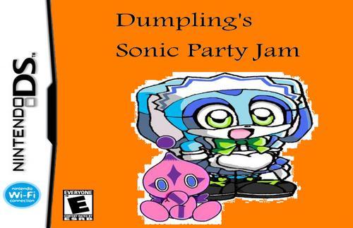 Dumplin's Sonic Party варенье, джем