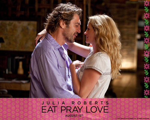 Eat Pray Love Wallpaper