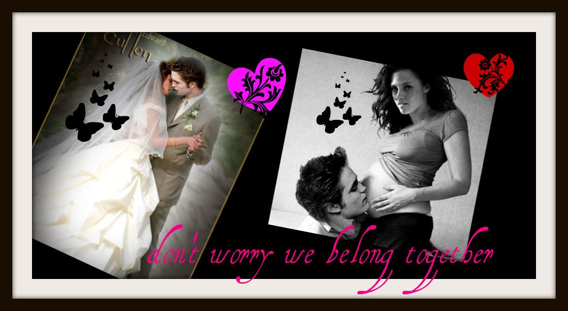 Edward & Bella Breaking Dawn