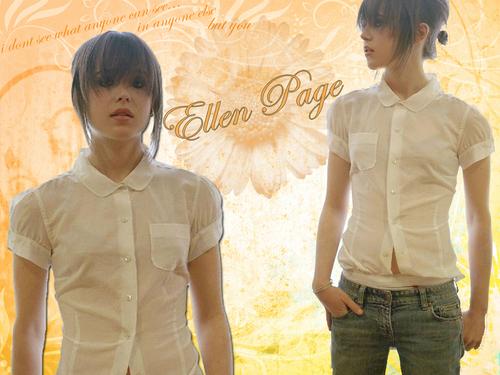 Ellen Page wallpaper called Ellen Page