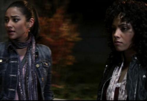 Emily and Maya