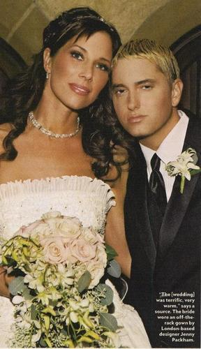 Eminem Wedding