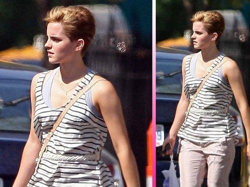 Emma Watson - New Look