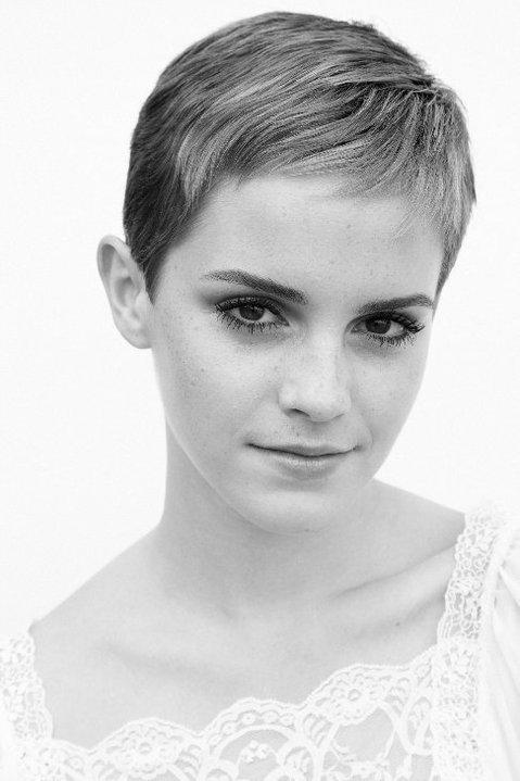 emma watson new hairstyle. Emma Watson new haircut