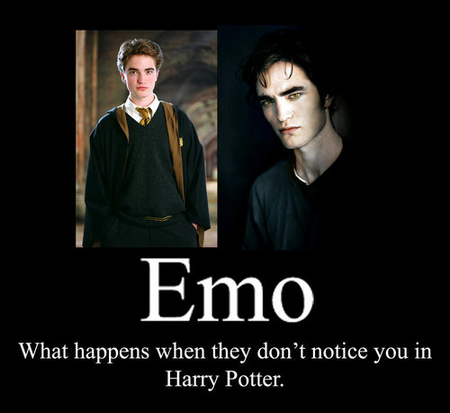 Critical Analysis of Twilight wolpeyper called Emo Is What Happens...