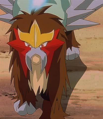 legendary pokemon entei - photo #8