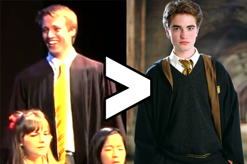 Found A Better Cedric