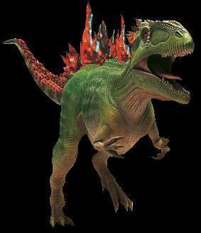 Godzilla realistic 2